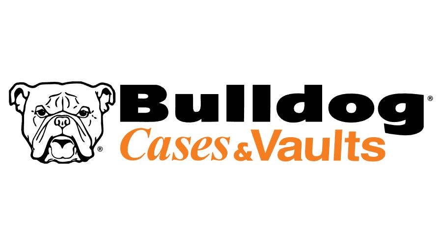 Bulldog Cases & Vaults Vector Logo - ( SVG +  PNG