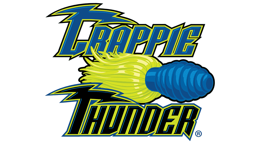 crappie thunder vector logo svg png getvectorlogo com crappie thunder vector logo svg